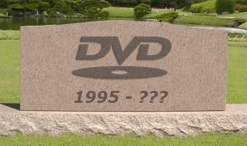 dvd is dead