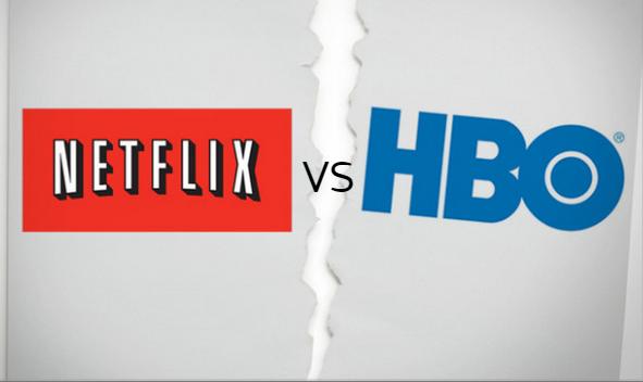 netflix versus hbo