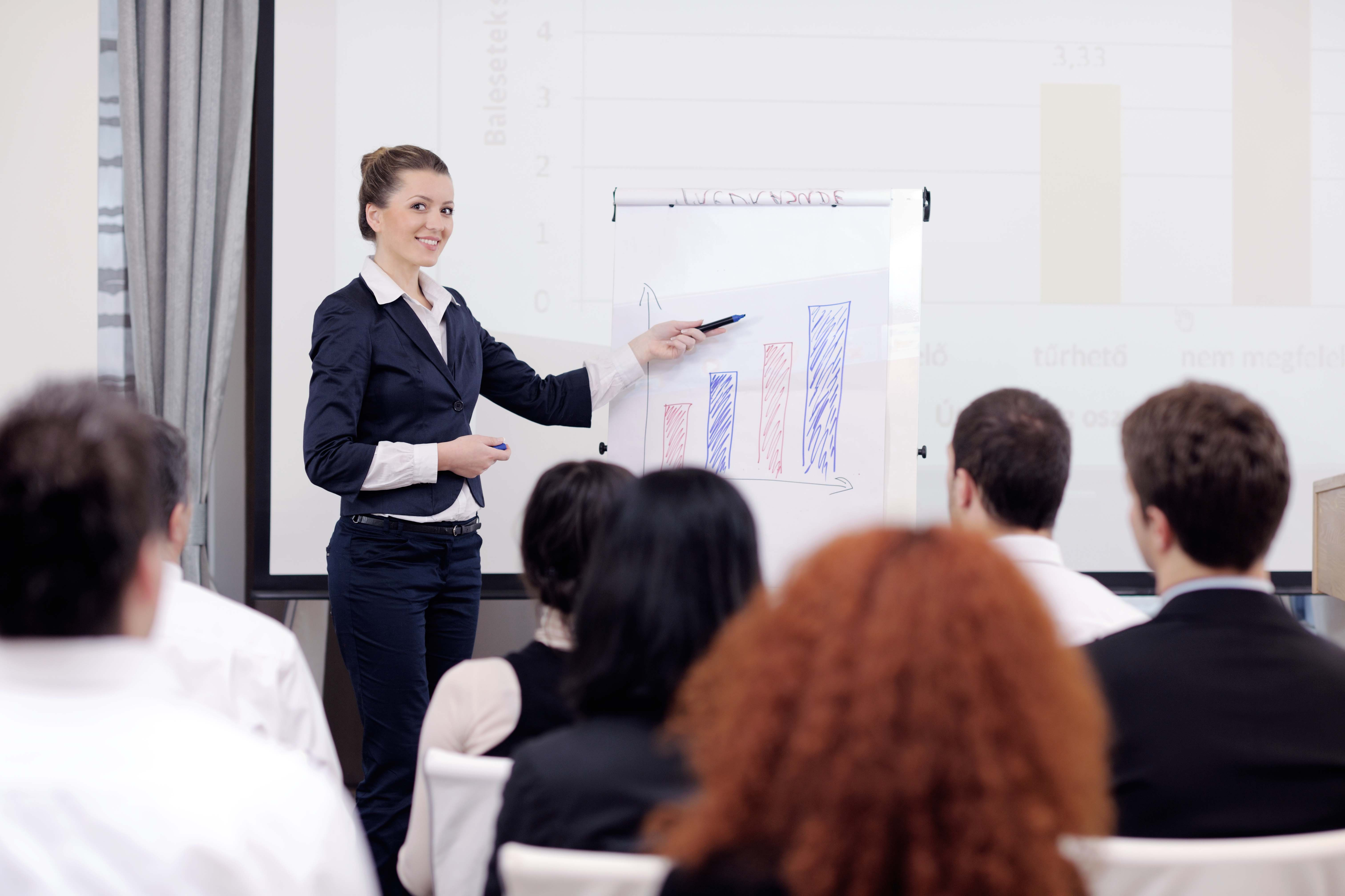 are you training internal employees or external customers