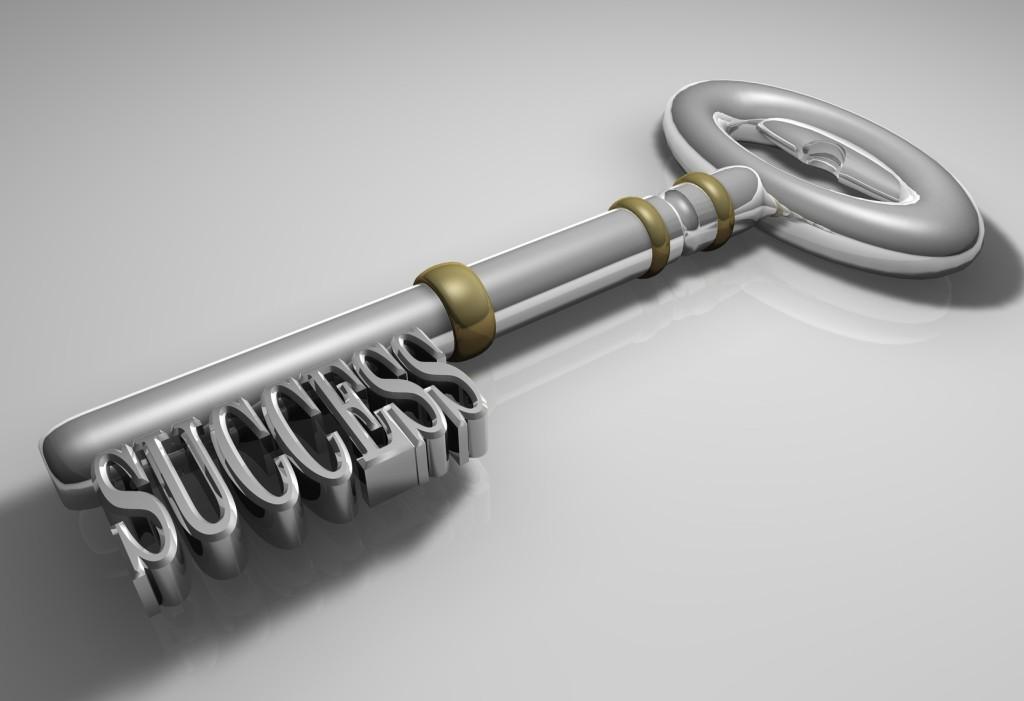 Schlüssel zum Erfolg