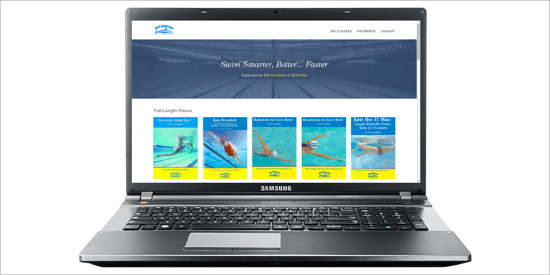 Total Immersion Academy Website