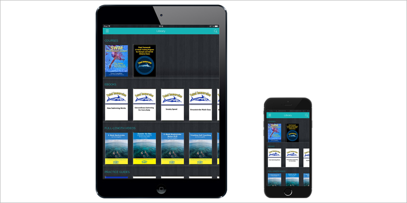 Total Immersion apps