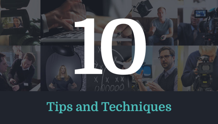 Interview tips and techniques