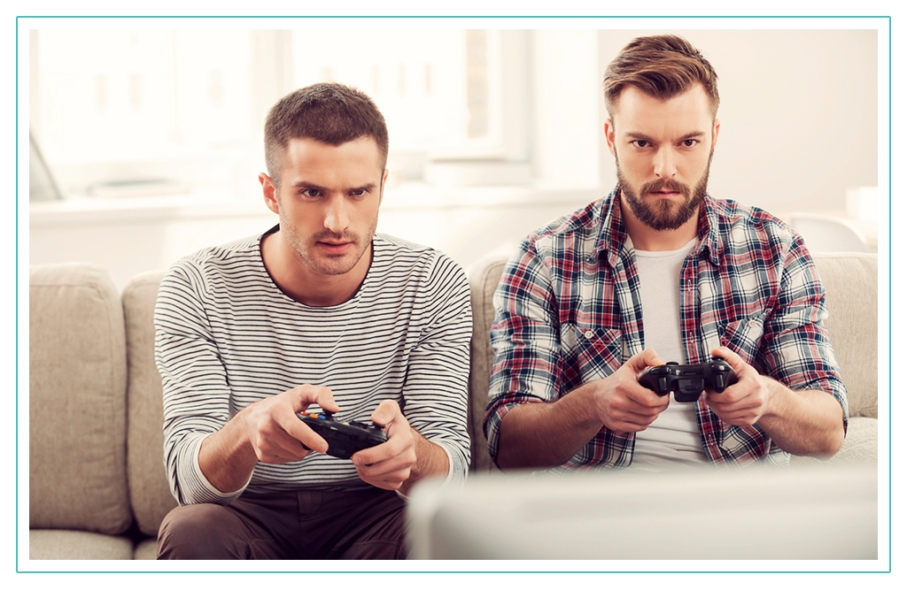 video game and young people Calvert and tan did a study on young adults  results of a study found that people who play video games become more gartner says worldwide video game market to.