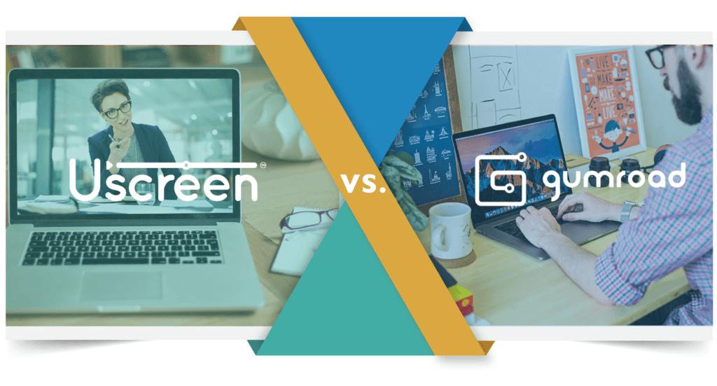 Uscreen VS Gumroad