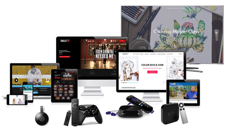 All Branded OTT Devices
