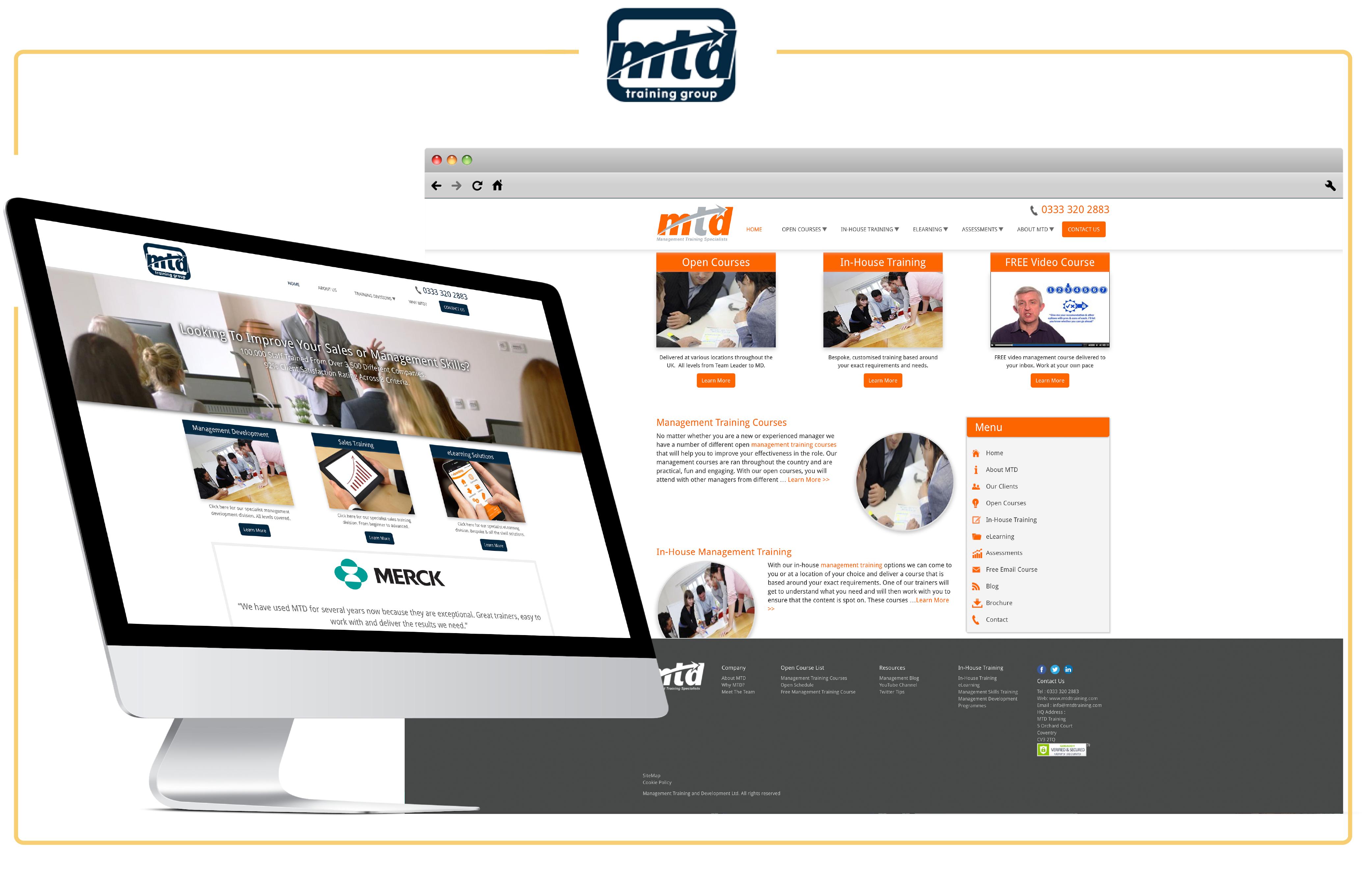 mtd, online training