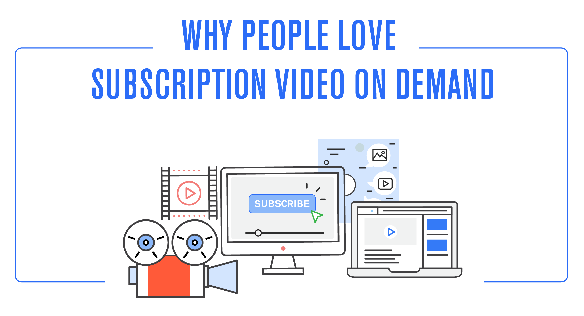 Why people love subscription video on demand