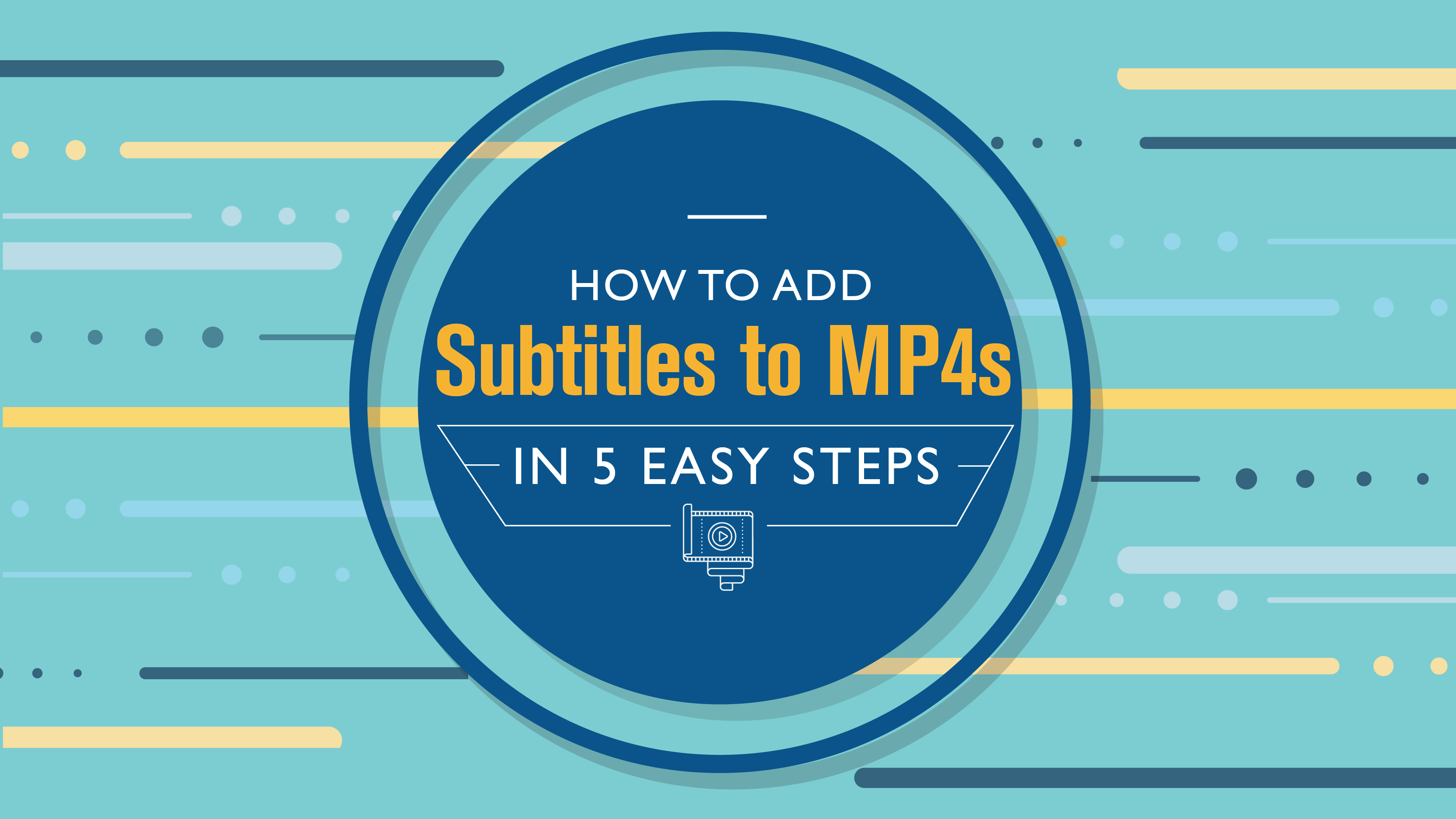 How to add subtitles to mp4s in 5 easy steps video uscreen adding subtitles to your videos files is a sure way to increase video shares by at least 15 this is especially true for videos on social media ccuart Image collections