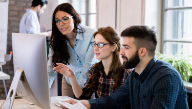 Types of online employee training programs