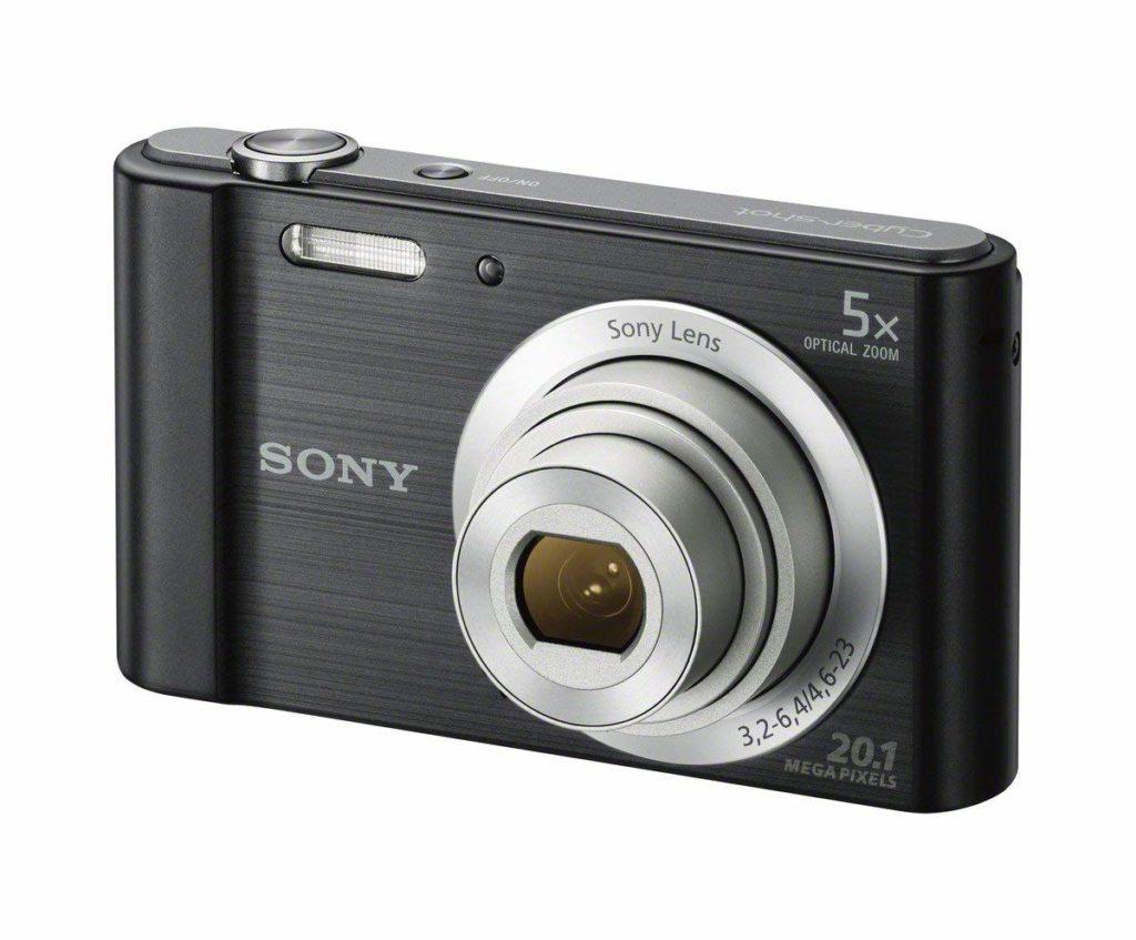 Sony DSCW800:B