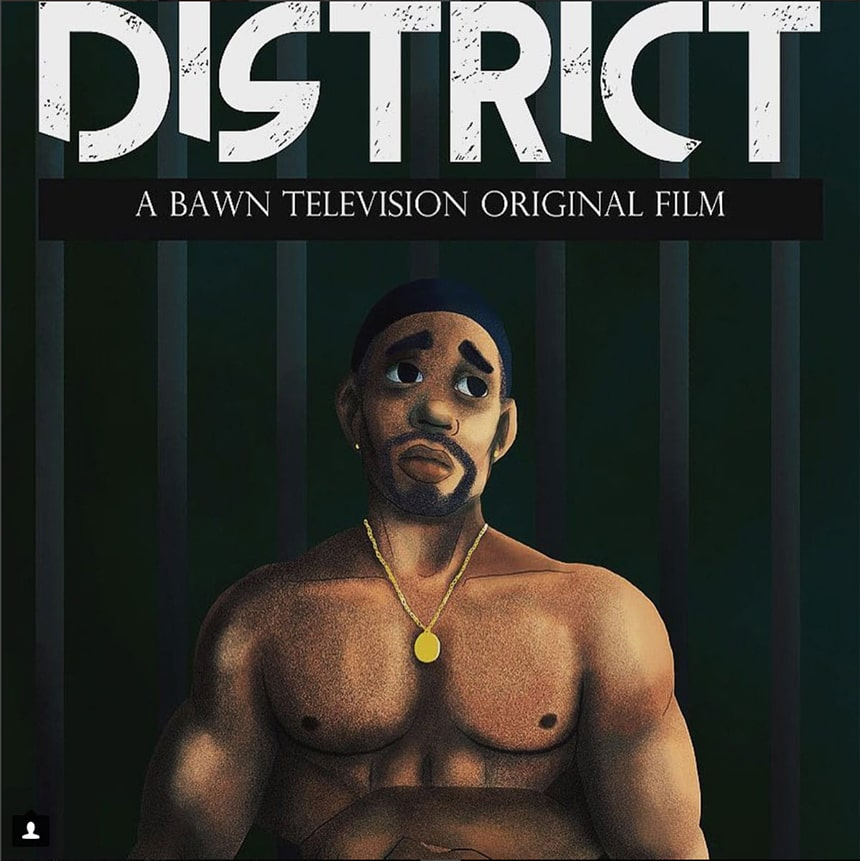 District Bawn Television Original Film