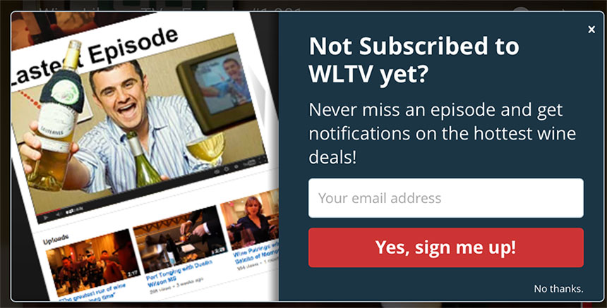 Subscribe WLTV