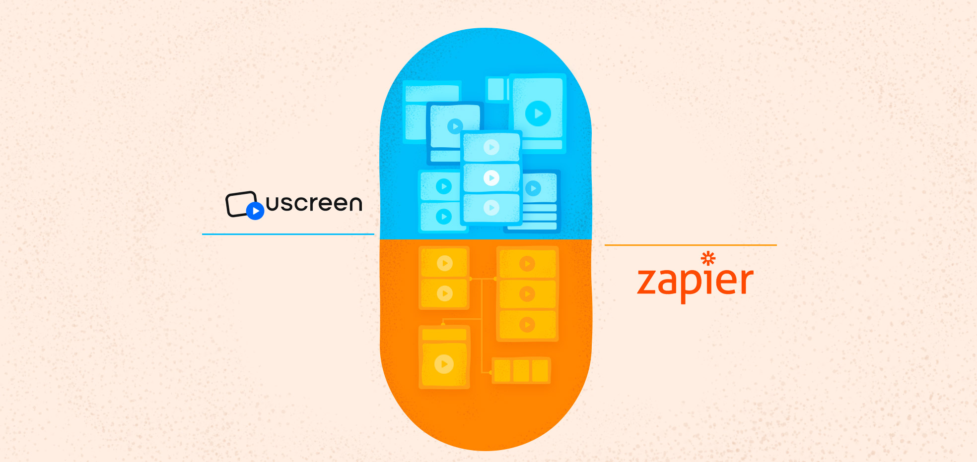Uscreen Zapier Integration Announcement