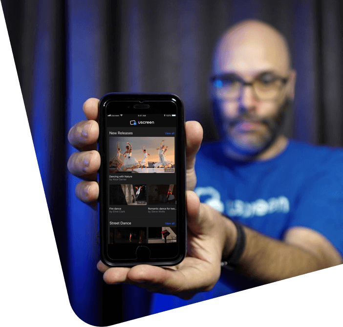 Launch Your iOS Video Streaming App for iPhones and iPads   Uscreen