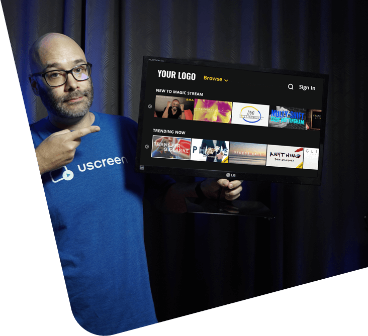 Launch Your own tvOS app for Apple TV | Uscreen