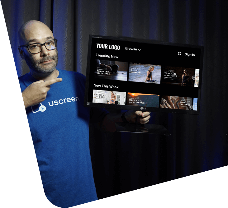 Launch Your Own Roku Channel   Uscreen
