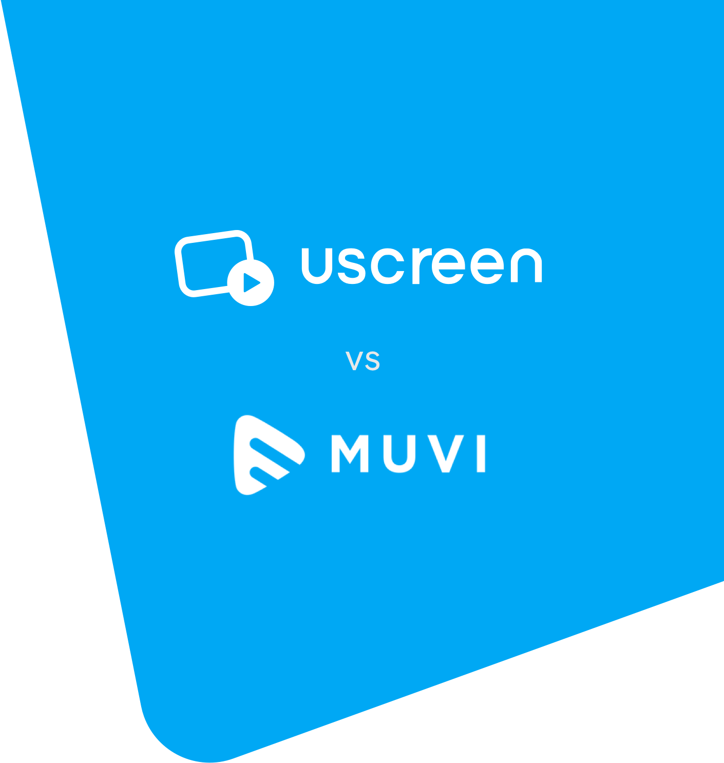 Muvi vs Uscreen