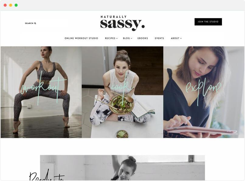 Naturally Sassy Blog