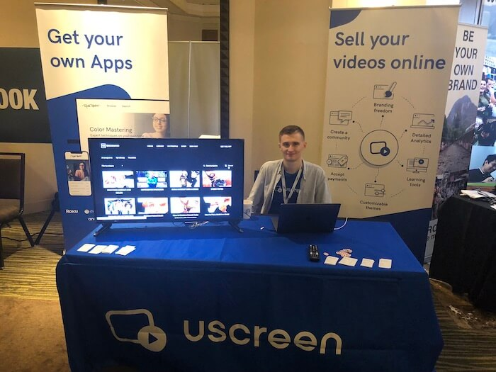 Uscreen at VidSummit
