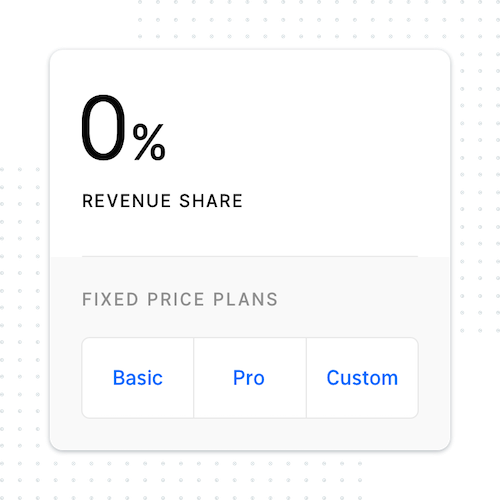 Uscreen pricing no revenue share