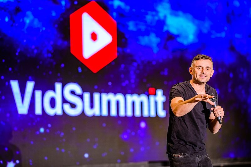 Gary Vaynerchuk at VidSummit