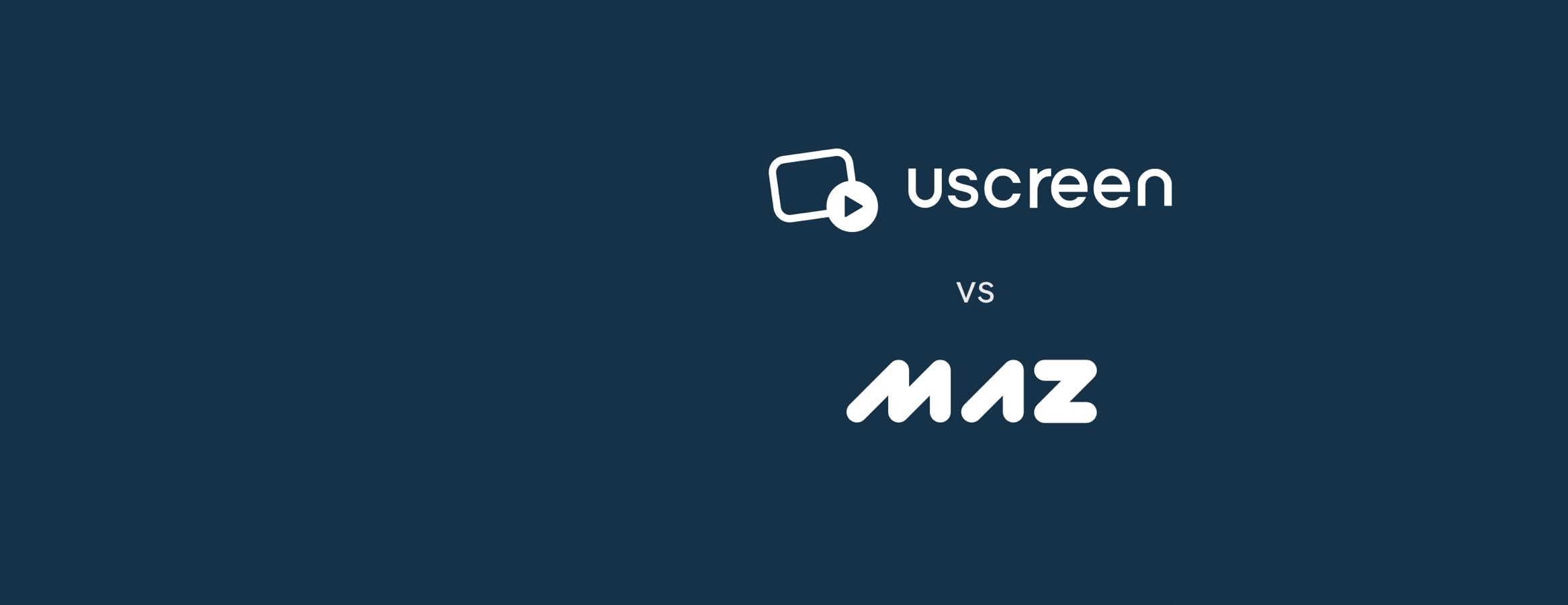 MAZ Alternative Uscreen