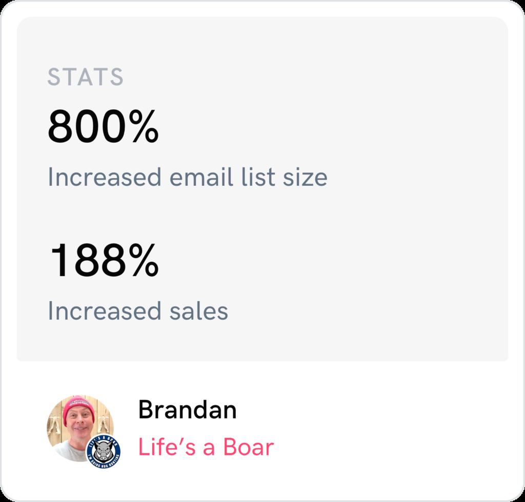 customer analytics example