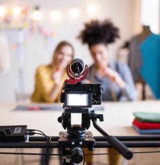 Set up video studio