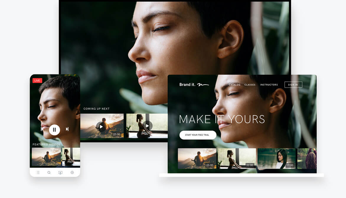 Breathtaking OTT apps
