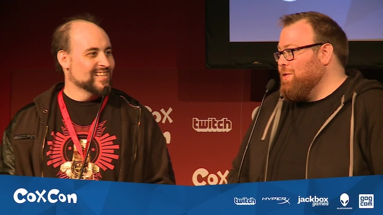 CoxCon Live Streaming Conference