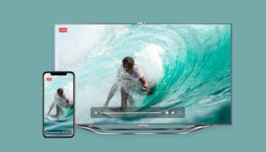 OTT live streaming via apps