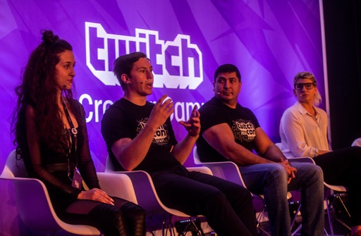 TwitchCon Live Streaming Conference