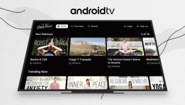 How to create your own Android TV app