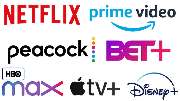 SVOD services streaming wars