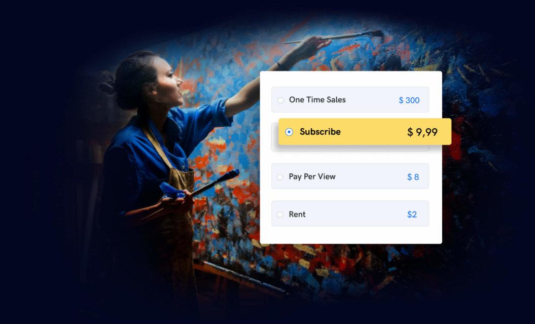 Turn-key video monetization platform