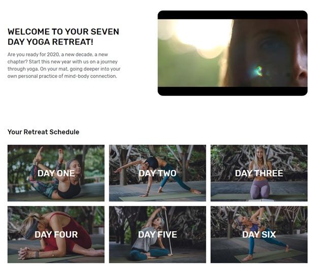 Boho Beautiful Uscreen video website