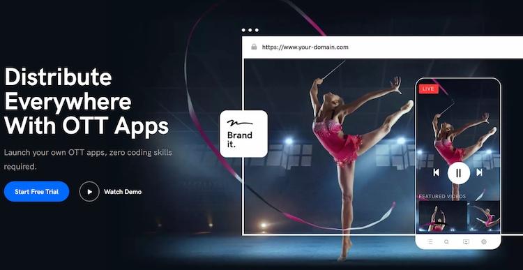 Uscreen OTT platform provider