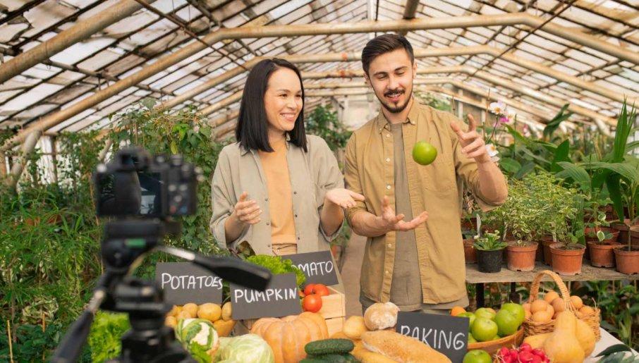 Niche gardening video membership site