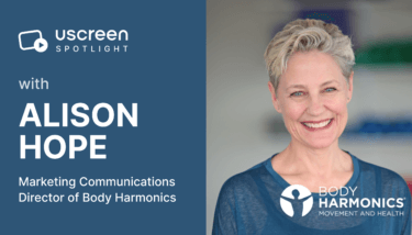 Uscreen Spotlight: Alison Hope from Body Harmonics