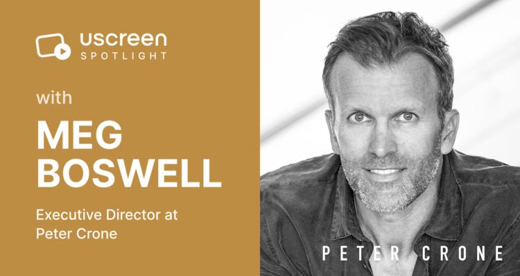 Uscreen Spotlight - Peter Crone
