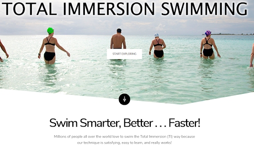 Total Immersion Academy Homepage