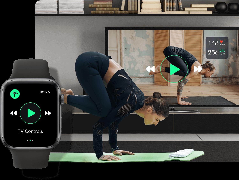 Uscreen's Apple Watch App
