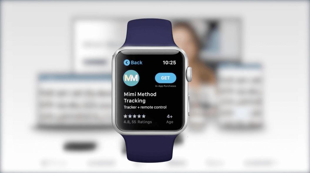 apple watch fitness tracker app mimi method