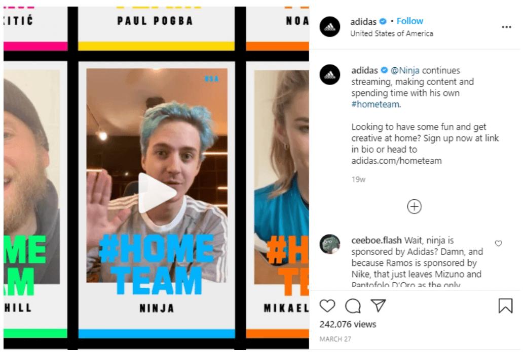 adidas-home-team-influencer-instagram-campaign