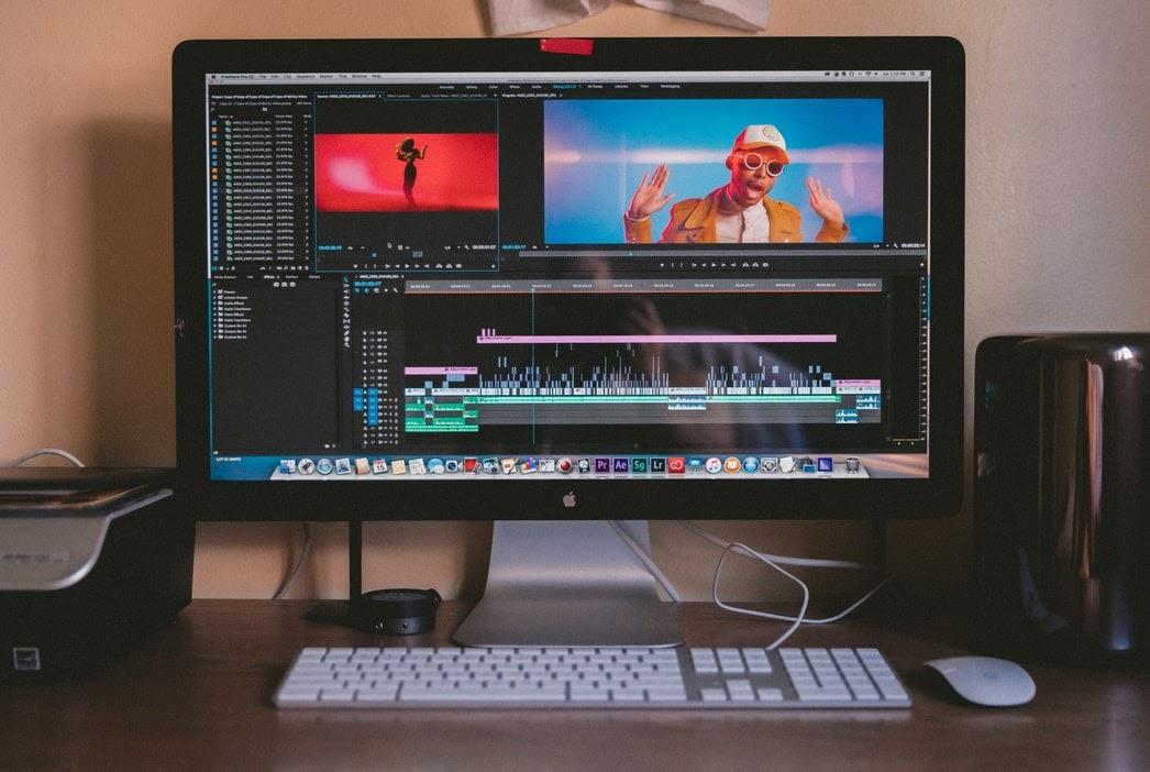edit videos royalty free music