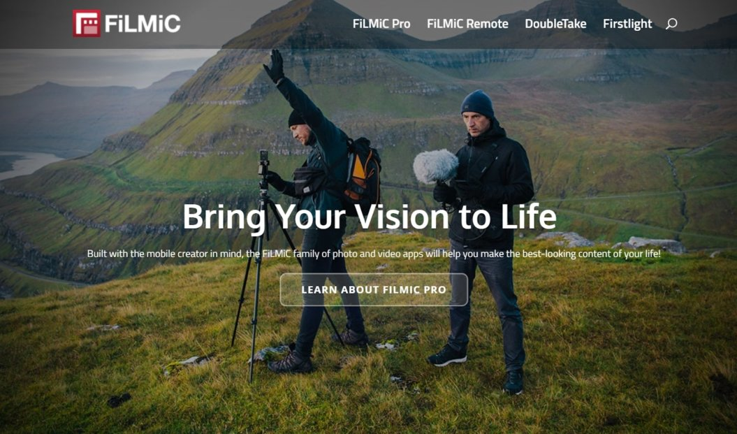 filmic video production tool