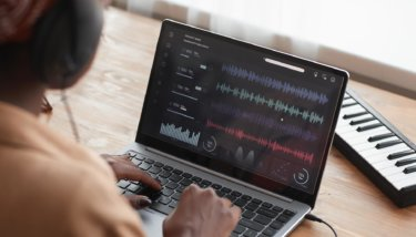 editing royalty-free music for video