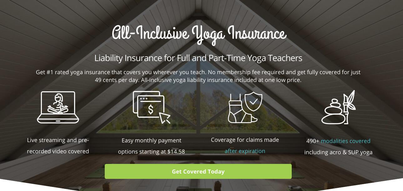 yoga business protection beyogi