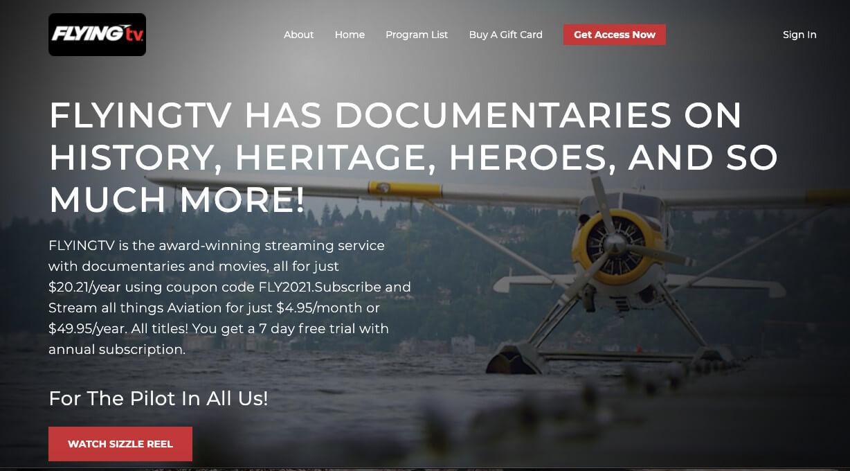 flyingtv streaming service